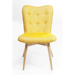 Silla angels Wings Mustard