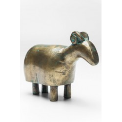 Figura de decoración Sheep Brass