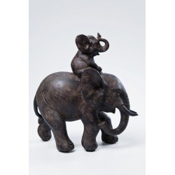 Deco Figurine Elefant Dumbo Kare design