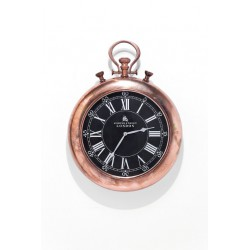 Reloj de pared Pocket Copper