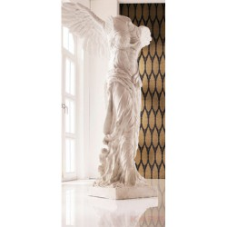 Riesenfigur Winged victory Stone