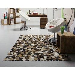 Alfombra circle Country 170x240cm
