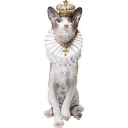 Hucha princess Cat
