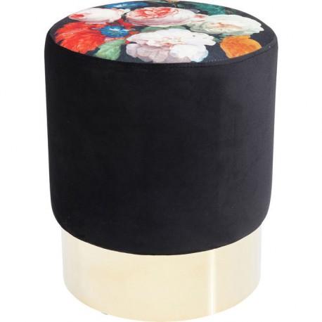 Taburete Cherry Blossom Brass